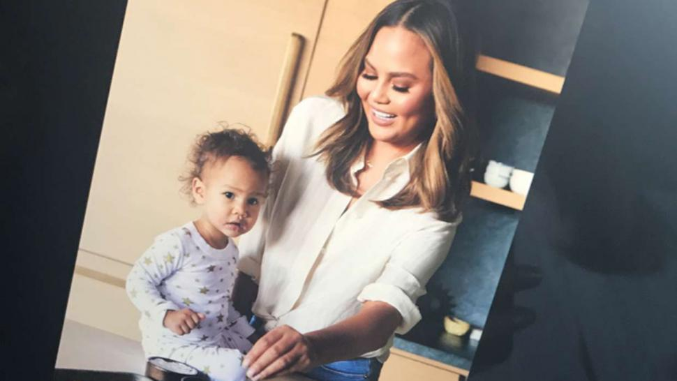 81a3aace29d70 Chrissy Teigen s Found the Best Model for Her New  Cravings 2 ...
