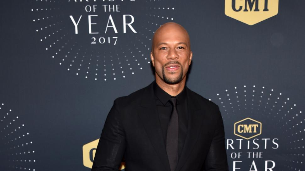 Common at CMT event