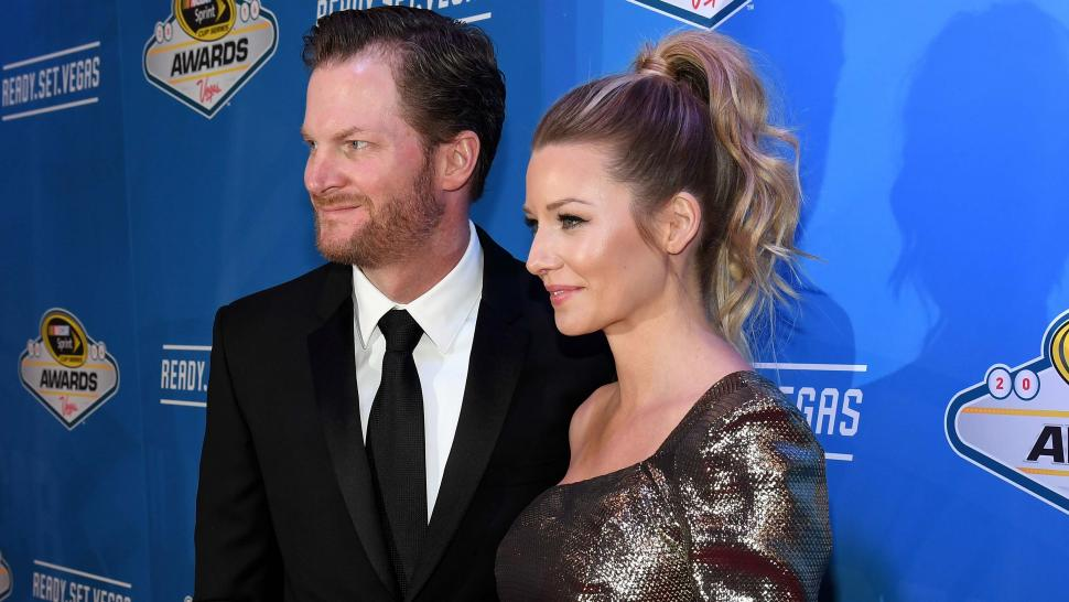 Dale and Amy Earnhardt announce the birth of their daughter, Isla Rose