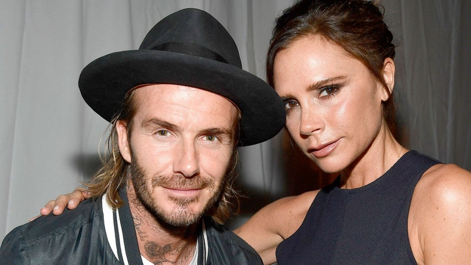 Victoria Beckham Receives Adorable Birthday Wishes From Husband