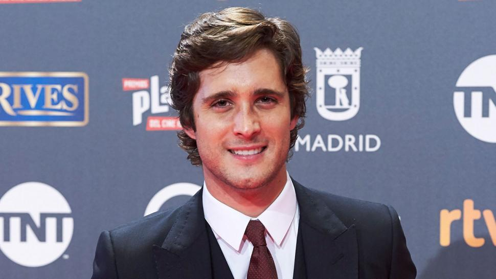Diego Boneta attends the Platino Awards 2017 photocall