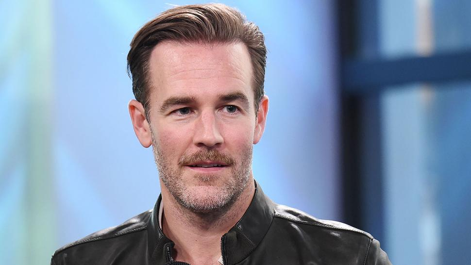 James Van Der Beek talks sexual harassment