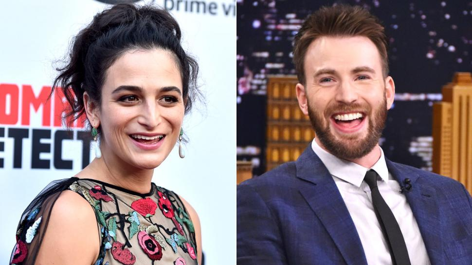 chris evans dating now