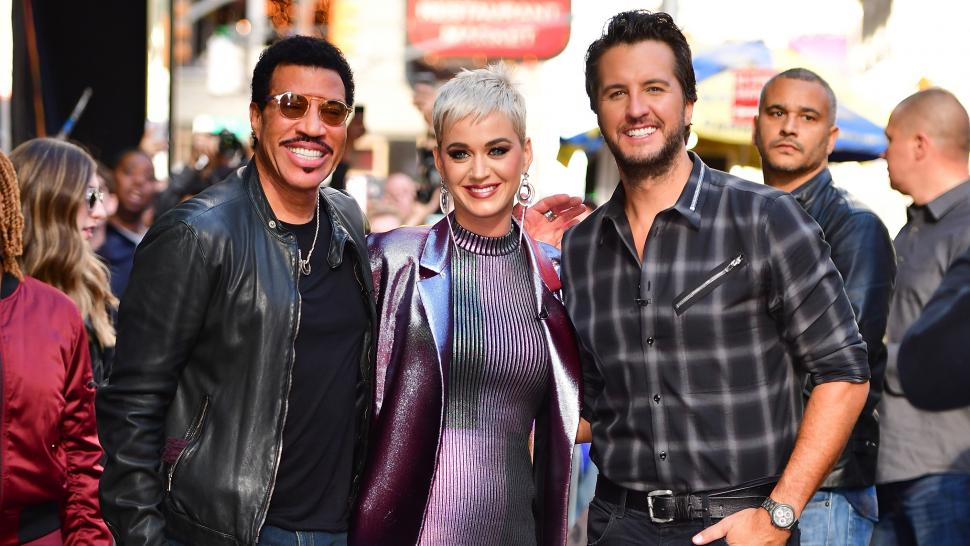 New 'American Idol' judges Lionel Richie, Katy Perry and Luke Bryan