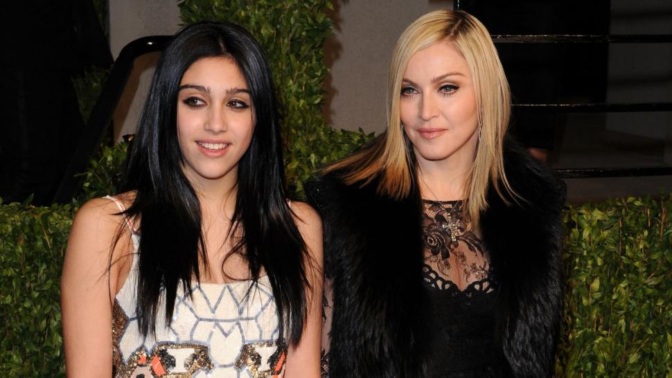 Madonna Wishes Daughter Lourdes Happy Birthday With A Sweet Around