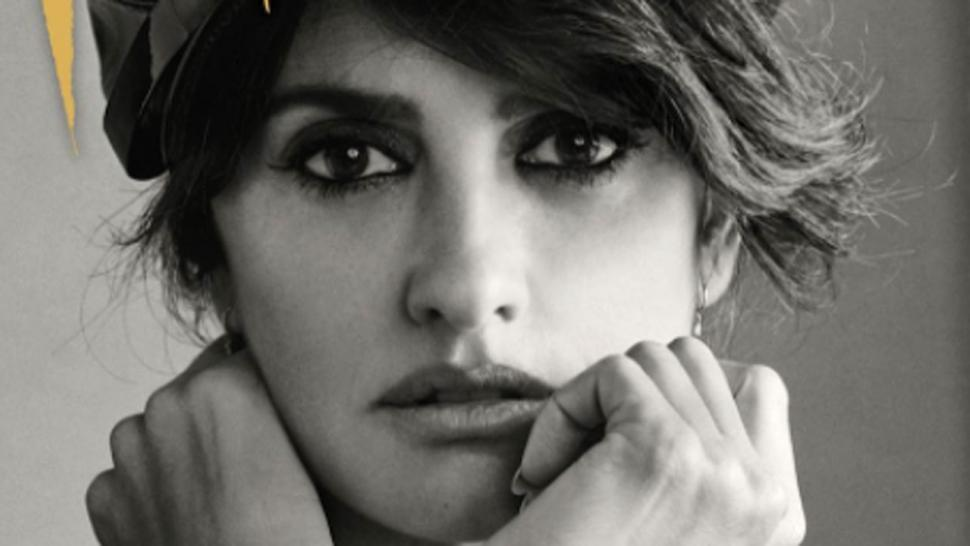 Penelope Cruz Interview