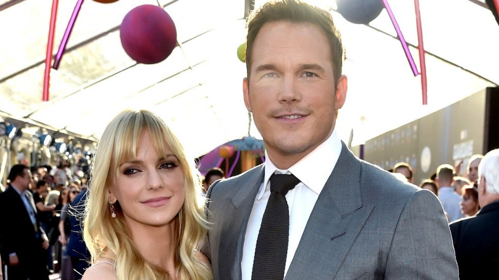 Anna Faris felt angered by social media reaction to her split