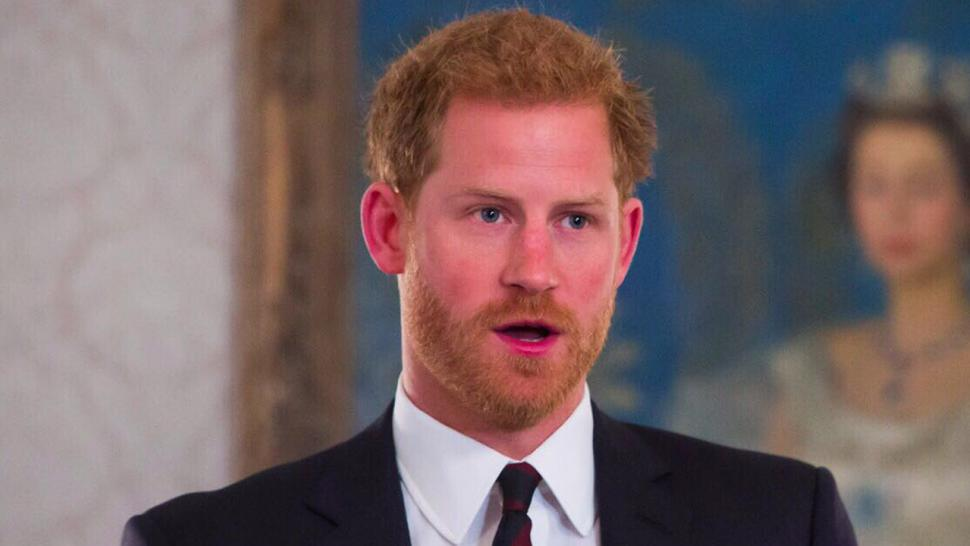 Prince Harry talks mental health