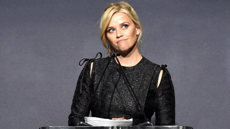 Reese Witherspoon at ELLE's 24th Annual Women in Hollywood