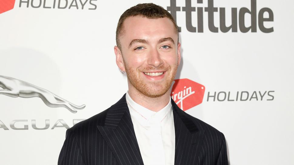 Sam Smith talks gender identity