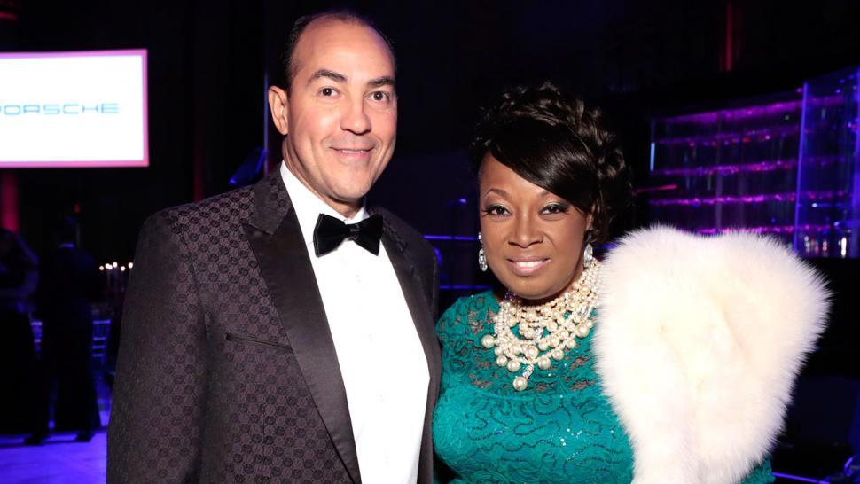Star Jones Marries Ricardo Lugo In The Bahamas Entertainment Tonight