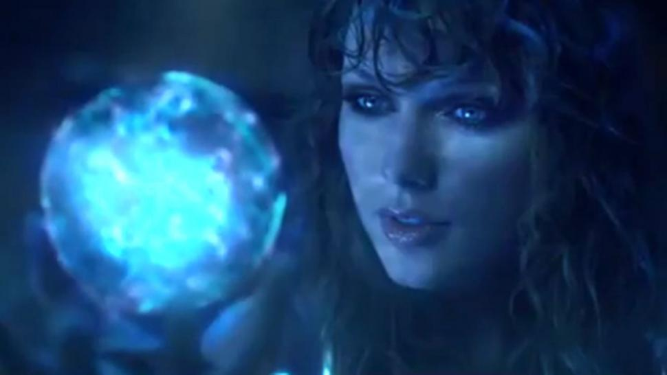 Taylor Swift in 'Ready For It' Music Video
