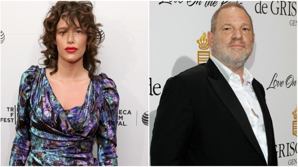 Paz De La Huerta Harvey Weinstein