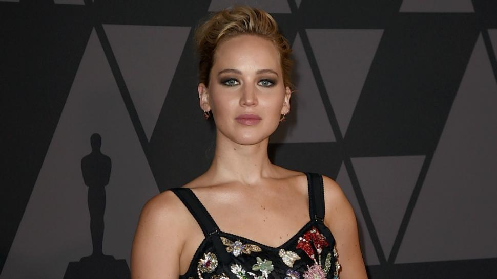 Jennifer Lawerence Governors Awards