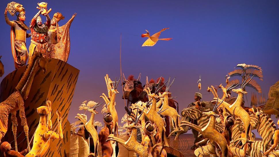 The Lion King Memories From 20 Years On Broadway