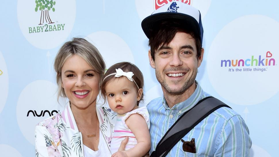 Ali Fedotowsky and family