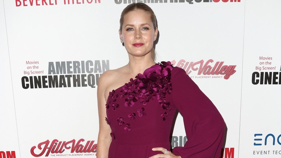 Amy Adams at the 31st Annual American Cinematheque Awards Gala