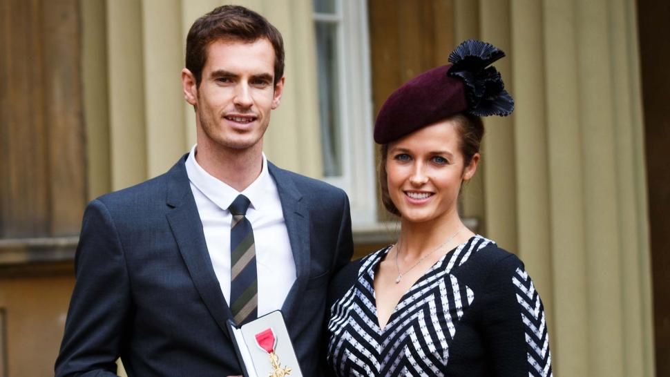 Tennis Star Andy Murray and Wife Kim Sears Murray