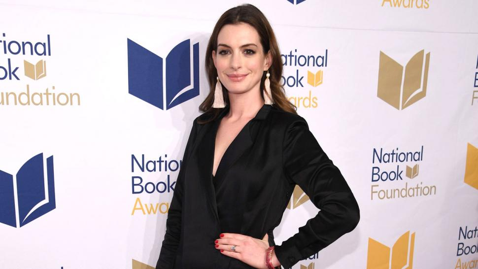 Anne Hathaway warns body shamers she's gaining weight for a movie role