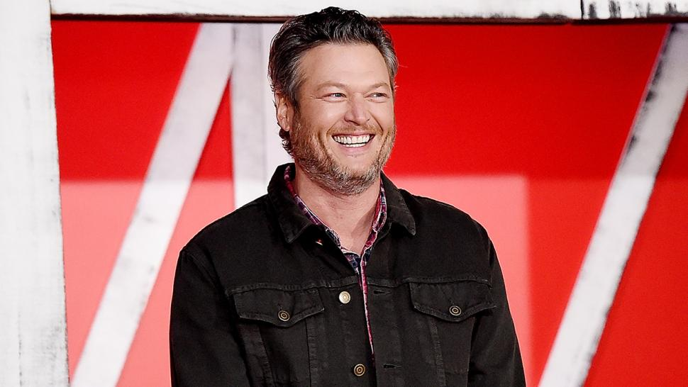 Blake Shelton is 'Sexiest Man Alive'