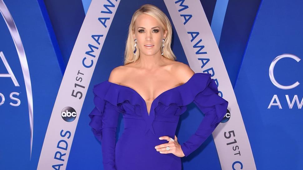 Carrie Underwood Says She Required Over 40 Stitches In Her Face