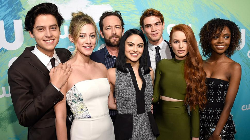 Cole Sprouse and the 'Riverdale' cast