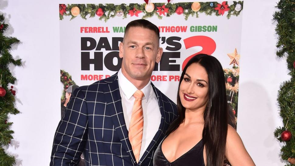 Nikki Bella And John Cena Wedding.John Cena Says He Doesn T Know When His Wedding To Nikki Bella Is