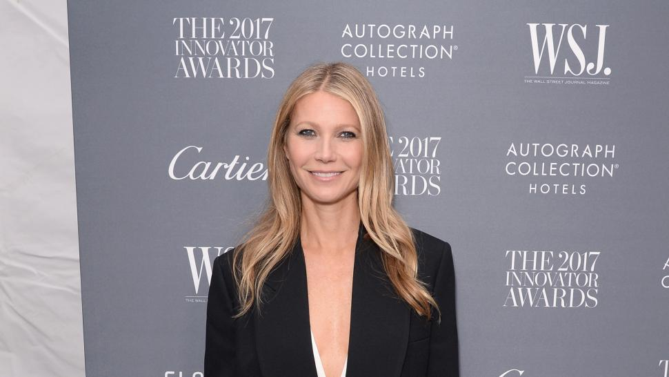 Gwyneth Paltrow at WSJ event