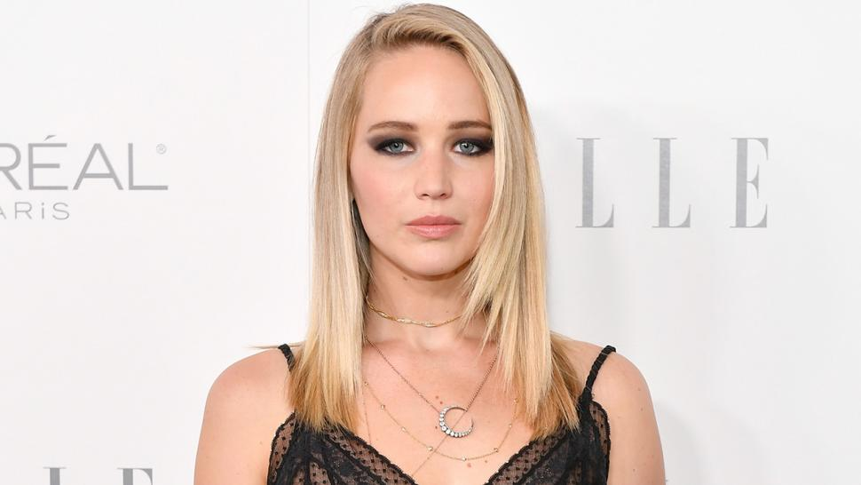 Jennifer Lawrence talks nude photo leak