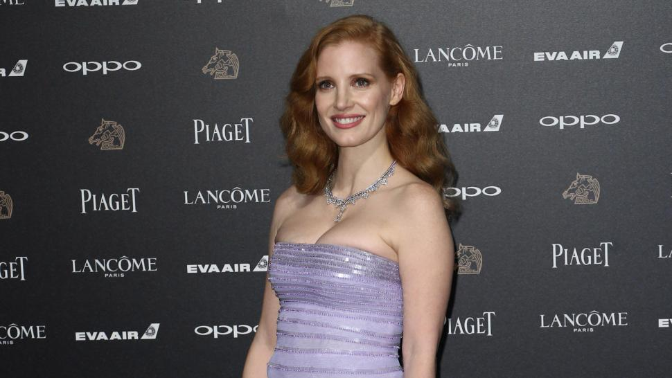 Jessica Chastain at 54th Golden Horse Awards Ceremony