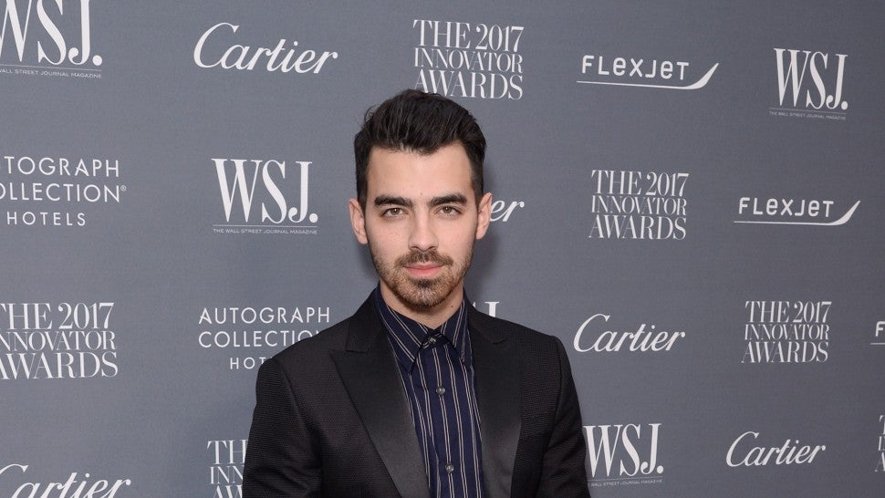 Joe Jonas at WSJ Magazine Innovator Awards