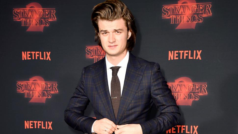 Joe Keery talks 'Stranger Things'