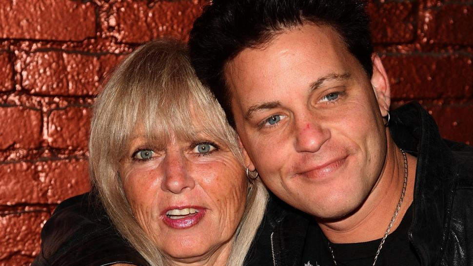 Judy and Corey Haim