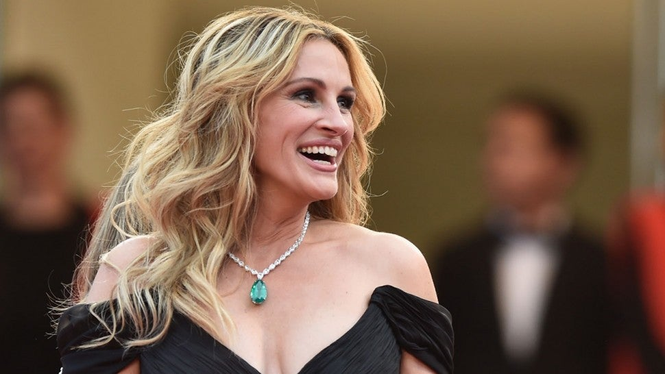 Julia Roberts has finally joined Instagram