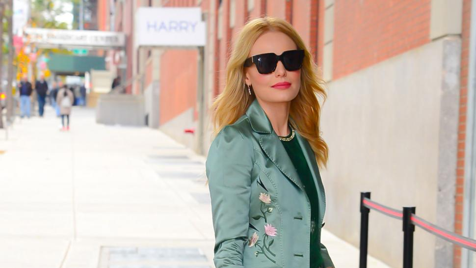 Kate Bosworth in NYC