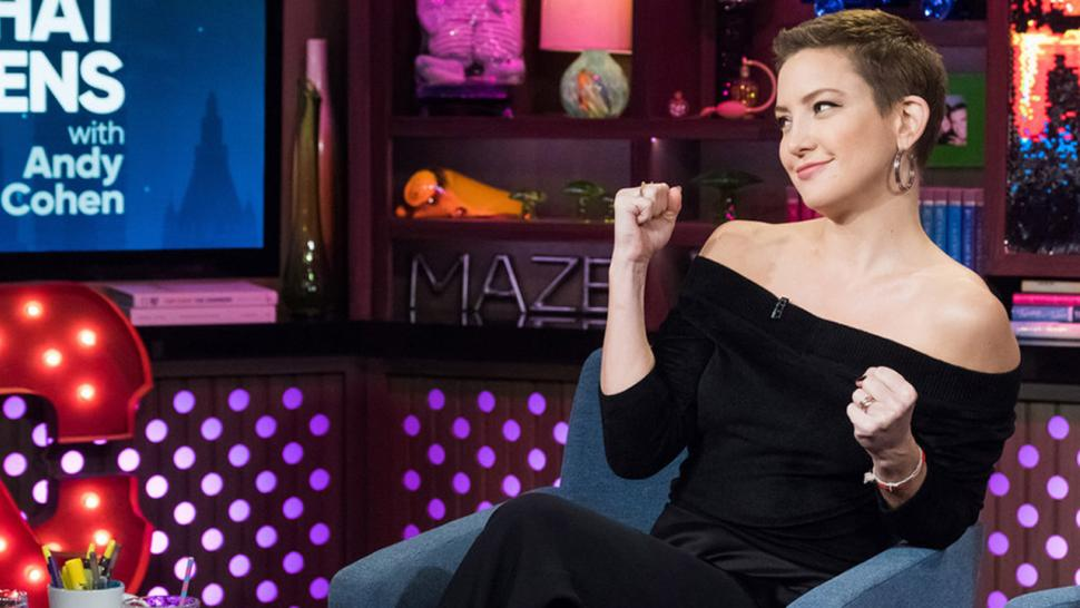 Kate Hudson talks 'Almost Famous'