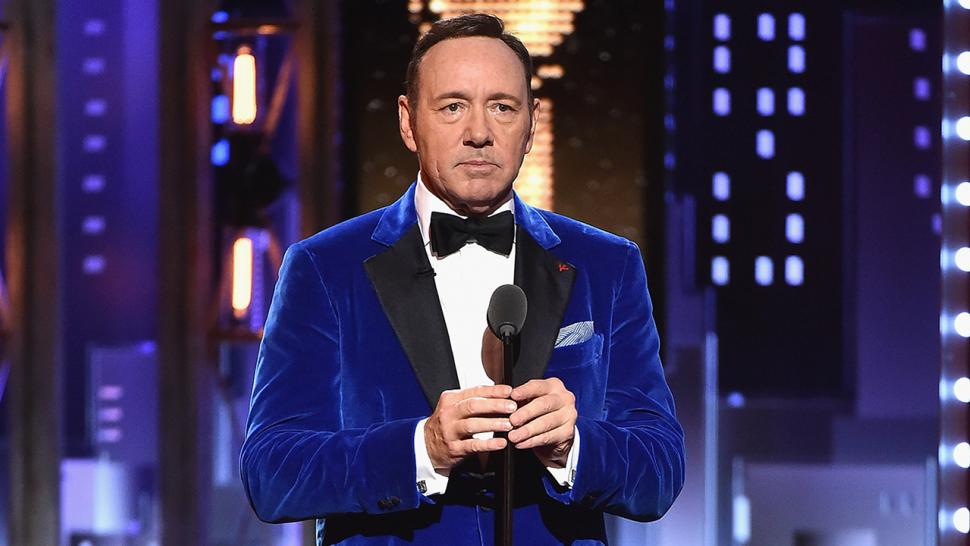 Kevin Spacey is seeking treatment
