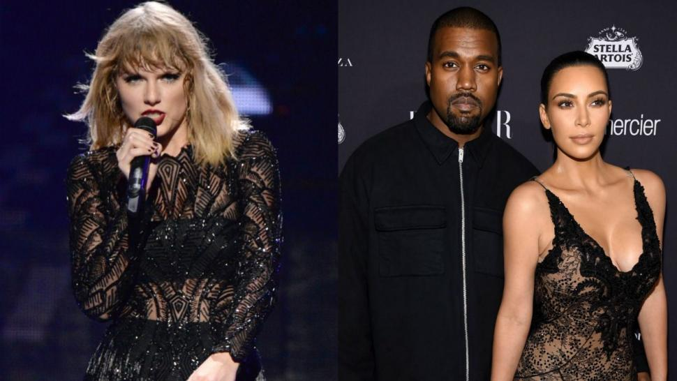 How Taylor Swift Finally Addressed Her Feud With Kanye West And Kim Kardashian On Reputation Entertainment Tonight
