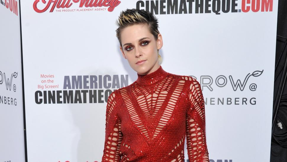 Kristen stewart at American Cinematheque Award