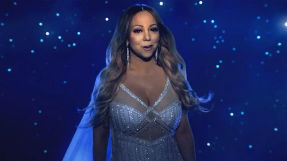 Mariah Carey in 'The Star'