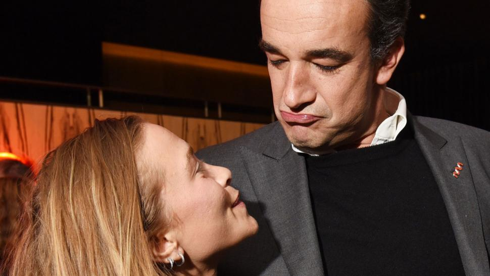 Mary-Kate Olsen and Olivier Sarkozy