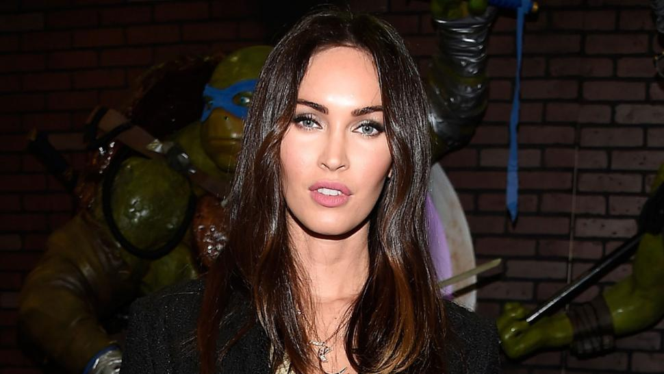 Megan Fox at TMNT premiere