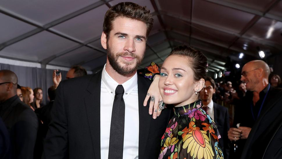 Liam Hemsworth gives Miley Cyrus a birthday gift