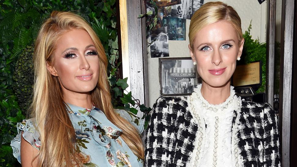 Nicky Hilton Celebrates With Sister Paris At Baby Shower