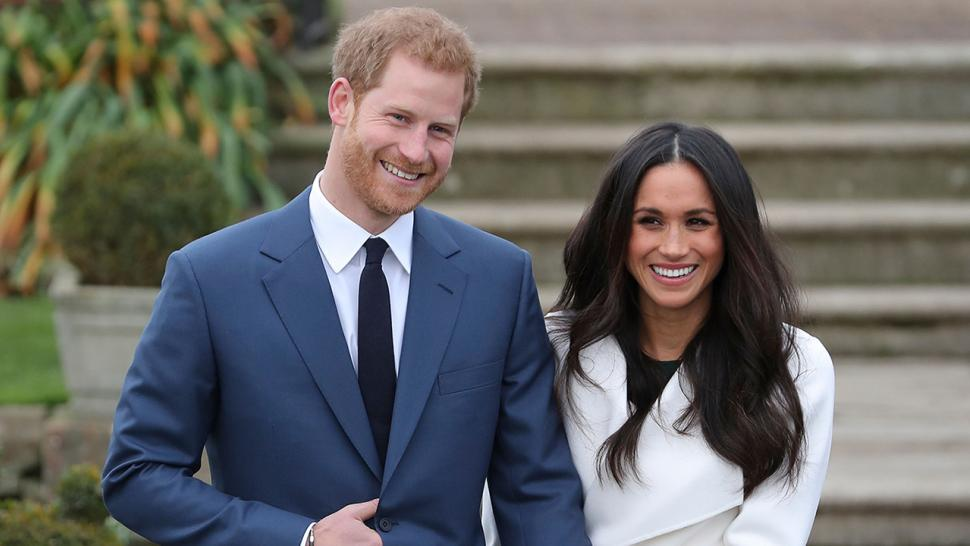 330a0a5eb5c All the Details on Meghan Markle s Stunning Engagement Photocall ...
