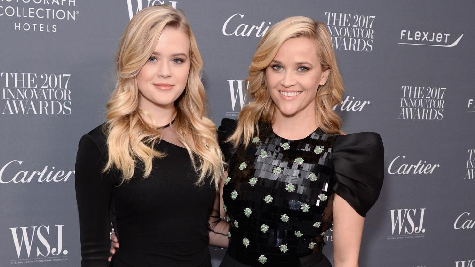 Reese Witherspoon and Ava at WSJ Magazine Awards