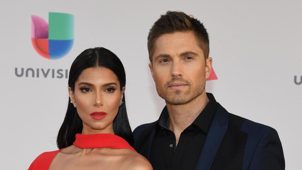Roselyn Sanchez and Eric Winter 2016