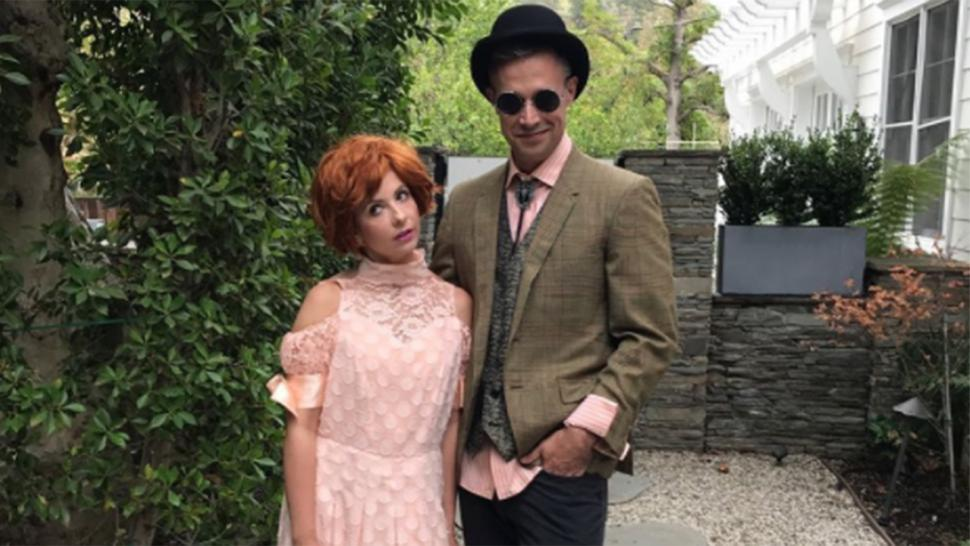 Sarah Michelle Gellar Halloween 2020 Sarah Michelle Gellar and Freddie Prinze Jr. Go Full 'Pretty in