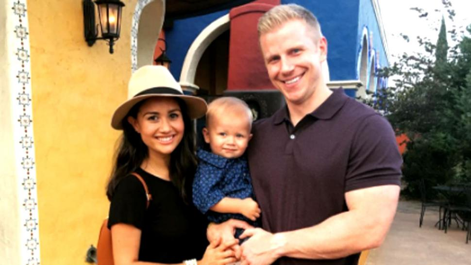 Sean Lowe and family