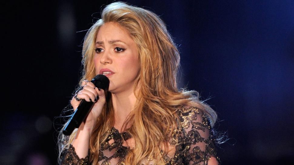 Shakira fully Nude Photos 36